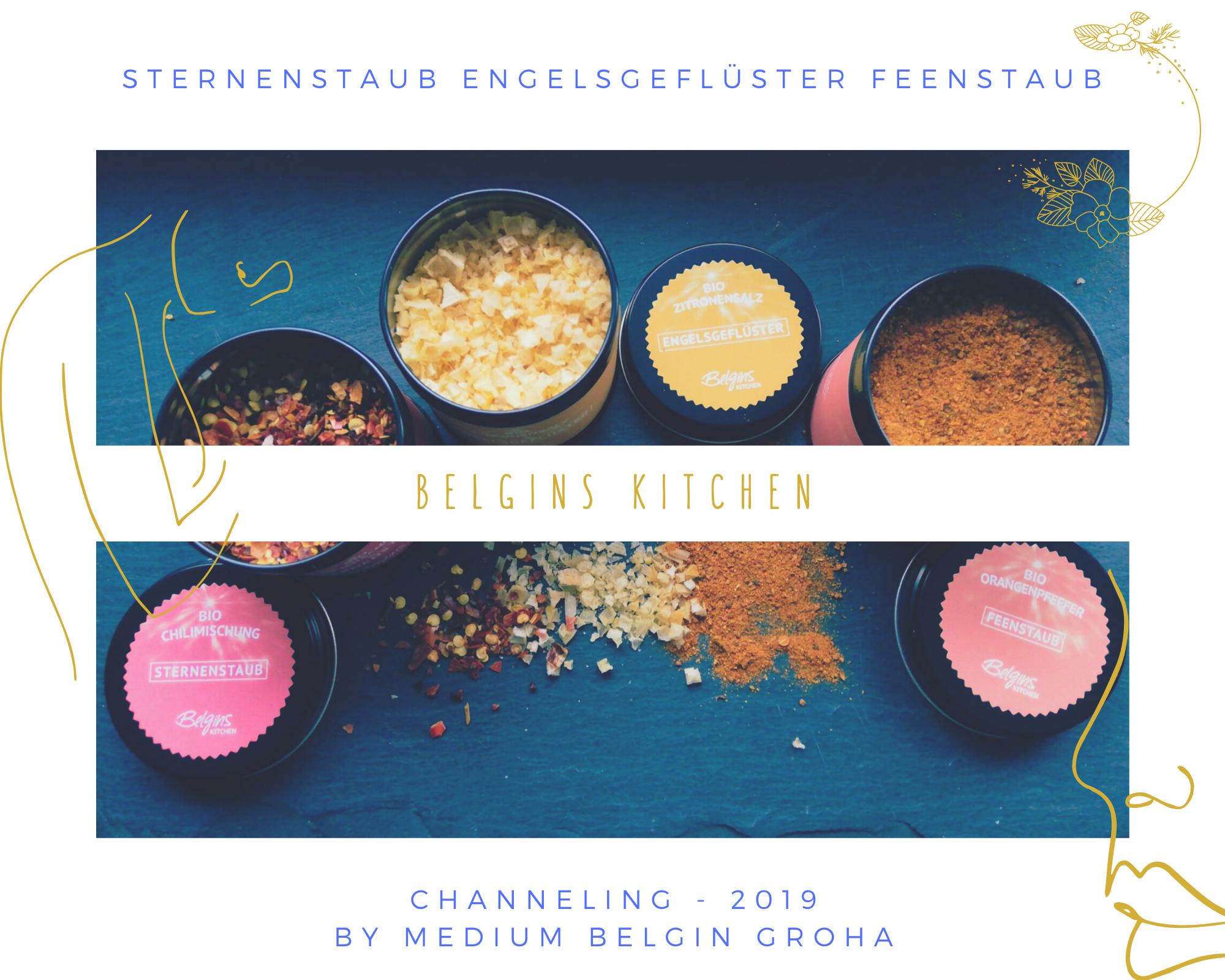 Channeling 2019 by Medium Belgin Groha